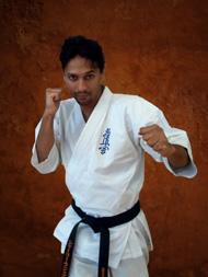 Club Karate Enfant Charlie Rajabaly