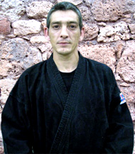 Club Ninjutsu Bujinkan Stephane Ladegaillerie