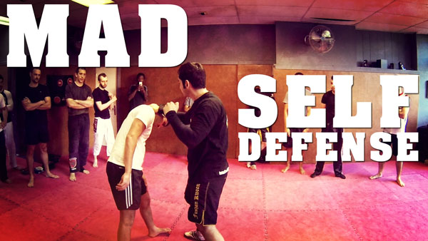 Club Self Defense Paris Vanves